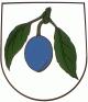 Erb - Slivník